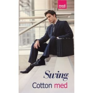 GAMBALETTO SWING MAN COTTONMED 18mgHG