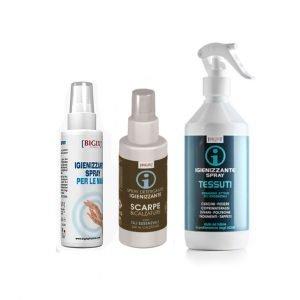 Kit Igienizzanti